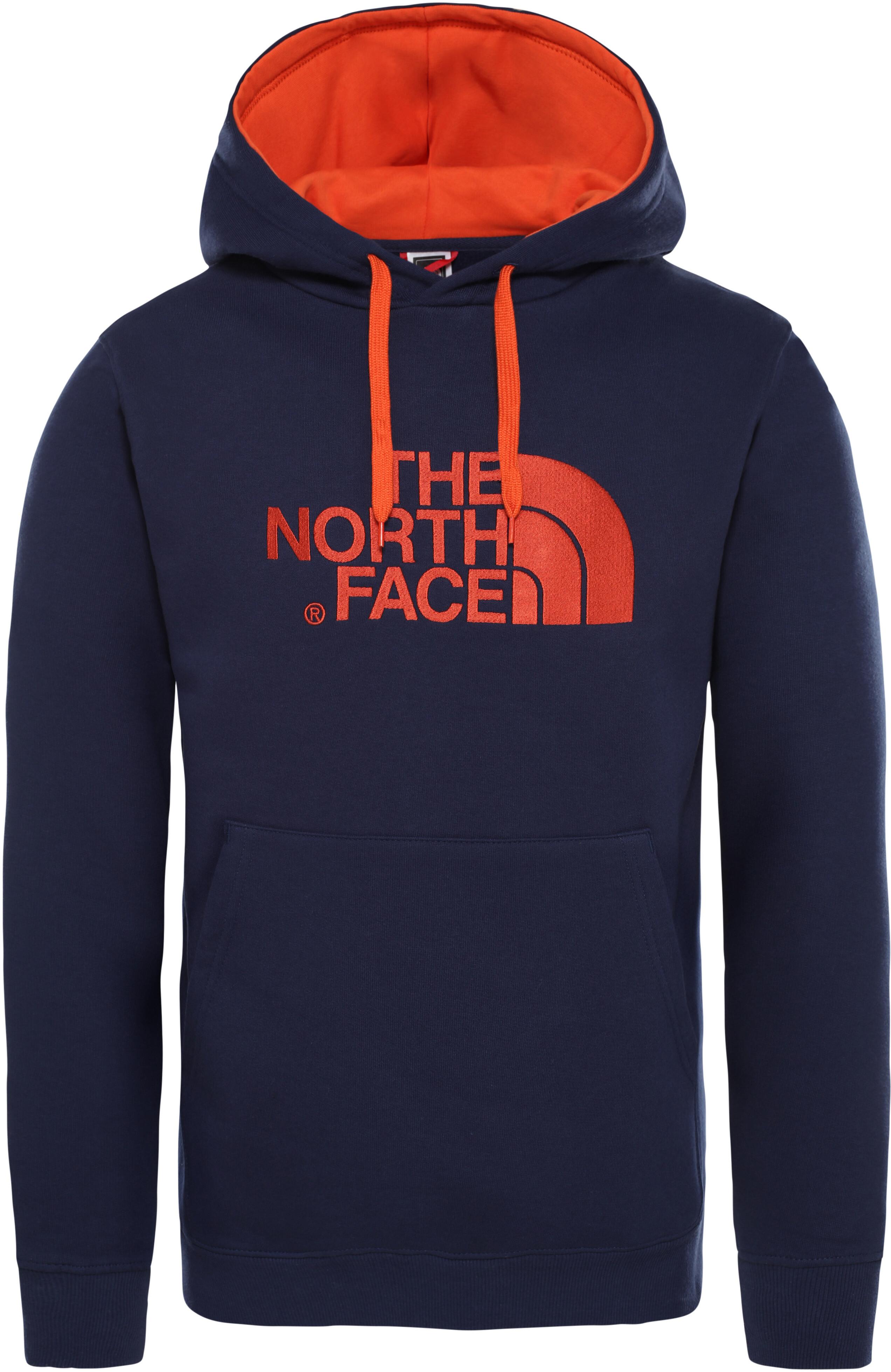 low priced 8b6e8 b7493 The North Face Drew Peak Pullover Hoodie Herren montague blue